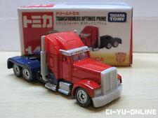 New Takara Dream Tomica Tomy #147 Transformers Optimus Prime Toy Car Rare US