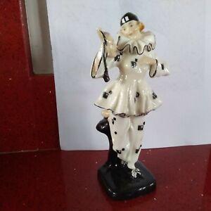 RARE Royal Doulton Figurine The MASK HN 733.1925- 38.Restored.