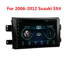 "For 2007-12 Suzuki Sx4 9"" Android 9.1 Car Stereo Radio Gps Navigation Mp5 Player"