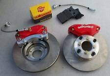 "SUPER BRAKE KIT FOR CLASSIC MINI COOPER W/ 13"" WHEELS AUSTIN MORRIS ROVER"