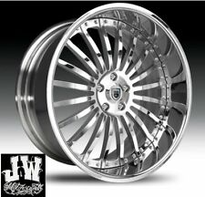 "20"" INCH ASANTI AF122 WHEELS FOR NISSAN BRAND NEW"