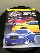 Hobby Expo 2005 Model Cars Hobby Model Magazine-Model Kits Magazine