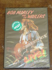 BOB MARLEY AND THE WAILERS Live at the rainbow DVD NEUF