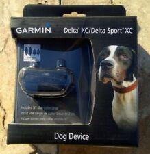 🌟🎈 Garmin Delta XC / Delta Sport XC Add Dog Collar Device Blue 010-01470-21 🌟