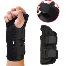 Atmungsaktiv Baumwolle Handbandage Handgelenkbandage Handstütze Neu Mit Stahl