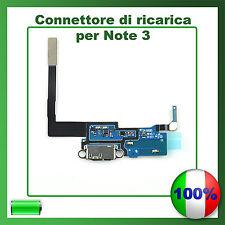CONNETTORE RICARICA micro usb FLEX SAMSUNG Galaxy Note 3 N9005