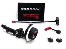 OConnor O-Focus Dual Mini Cine Set DM O'Connor follow focus CFF-1 whip & crank