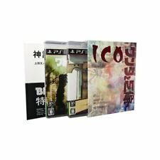 Used PS3 ICO / Shadow of the Colossus Limited Box Japan Ver.