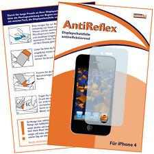 mumbi Folie für Apple iPhone 4 / 4s Schutzfolie Displayschutzfolie matt Display
