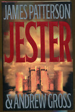 The Jester by Jame Patterson & Andrew Gross-First Edition/DJ-2003