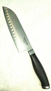 "Calphalon 7"" Blade Santoku Chopping Knife Cutlery"