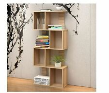Shelf Bookshelf Storage Bookcase Display Wall Vintage Book Floating Wooden Stand