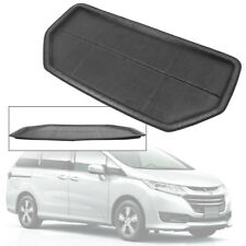 For Honda Odyssey JDM 2014-2017 Rear Boot Mat Rear Trunk Liner Cargo Floor Tray