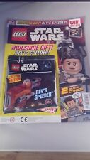 Lego Star Wars Magazine - September-October 2017 - Free Gift - Rey's Speeder