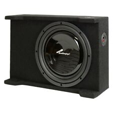 "NEW 12"" Shallow Mount Subwoofer Bass Speaker.Box Enclosure.Car Audio.sub.Slim."
