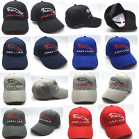 JAGUAR Embroidered Jaguar Car Logo Baseball Cap Adjustable Dad Multi Color Hat