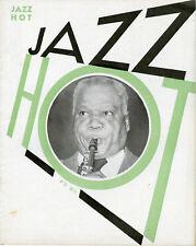 """""""JAZZ HOT N° 25 : Sidney BECHET (AOÛT et SEPTEMBRE 1948)"""