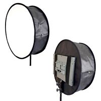 Pop-Up Photo Studio Diffuser Softbox for LED Flat Panel Light Fold Photography