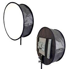 Pop-Up Photo Studio Diffuser Softbox for LED Flat Panel Light Fold Photography