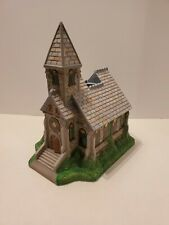 Partylite Olde World Village #2 The Church P7321 Tealight House Excellent Box