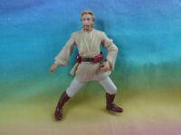 2001 Hasbro Star Wars Obi-Wan Kenobi Coruscant Chase Action Figure