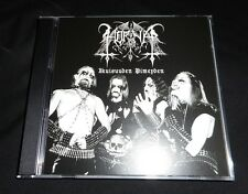 HORNA Ikuisuuden Pimeyden Finnish Black Metal Sargeist Darkthrone Emperor