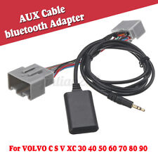 bluetooth Adapter AUX Audio Radio Cable For VOLVO C S V XC 30 40 50 60 70 80