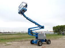 2014 Genie Z 4525 45 4wd Diesel Articulating Boom Lift Man Aerial 4x4 Bidadoo