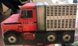 Texas Chainsaw Massacre - Black Maria Truck 40th Anniversary Edition - Region A
