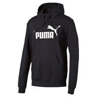 PUMA ESS No.1 Logo Hooded Sweatshirt TR Hoody Kapuzenpullover black