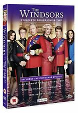 The Windsors Complete Series 1-2+Christmas Special (iTV DVD)~~~~~~~~NEW & SEALED