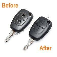 Pour Renault Trafic Kangoo 2 button porte clés RÉPARATION REMISE À NEUF SERVICE