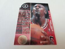 1995-96 Sp Championship Series Die Cut Michael Jordan #4 Bulls Last Dance