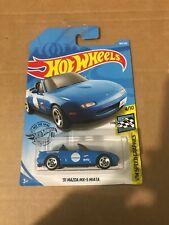 Hot Wheels 91 Mazda MX-5 Miata