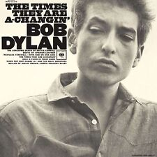 The Times They Are A-Changin' by Bob Dylan (Vinyl, Sep-2016, 2 Discs, Columbia (USA))