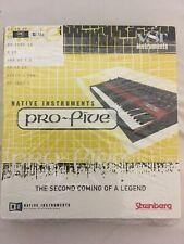 (Steinberg) Native Instruments Pro Five Vintage Keyboard Emulator
