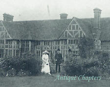 Sir George Alexander At Home Little Court House Chorley Wood 1916 Photo Article