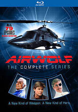 Airwolf: The Complete Series (Blu-ray Disc, 2016, 14-Disc Set) BRAND NEW SEALED