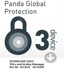 Panda Global Protection / Dome Complete 2020 3 Device 3 PC 12 Months PC MAC