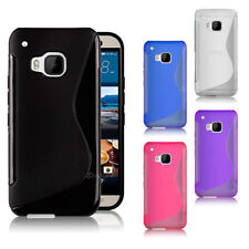 Unbranded/Generic Silicone/Gel/Rubber Matte Mobile Phone Cases, Covers & Skins for HTC