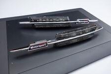 2 REPETITEUR BMW SERIE 3 E46 COUPE 325CI 328CI 330CI 99-03 LATERAUX NOIR LED M