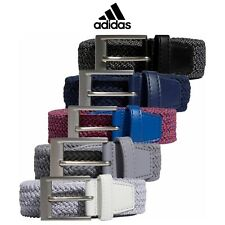 adidas 2019 Mens Braided Sport Golf Belt