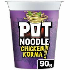Pot Noodle Chicken Korma 90G