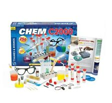 Thames and Kosmos 640125 Chem 2000 Intermediate Chemistry Set