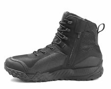 Under Armour  UA Valsetz RTS 1.5 Side Zip Tactical Boots Black 3021036001 NEW!!