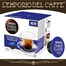 Kaffee Nescafe Dolce Gusto Krups 192 Kapseln Waffeln Schmal Ardenza - Original