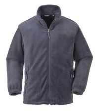 Portwest Men Argyll Heavy Fleece Green/Black/Navy/Blu/Red/Gry Multi Size F400