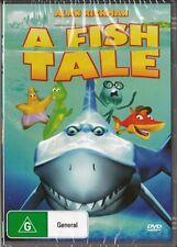 A FISH TALE - ALAN RICKMAN - NEW & SEALED DVD