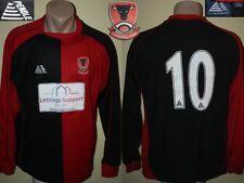 Jersey Trikot Camiseta Shirt Longsleeve COWBRIDGE TOWN FC Pendle #10 Home Wales
