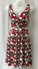 Ginger Tree Size 10 Dress NEW Stretch Summer Work Dinner Casual Holiday Travel